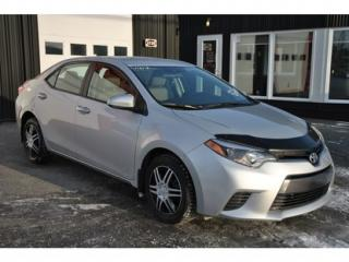Used 2015 Toyota Corolla Le A/c Camera De for sale in Saint-hubert, QC