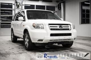 Used 2007 Honda Pilot AWD EX-L CUIR for sale in Rimouski, QC