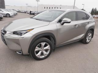 Used 2015 Lexus NX PREM AWD ROOF LEATHER GORGEOUS for sale in Toronto, ON