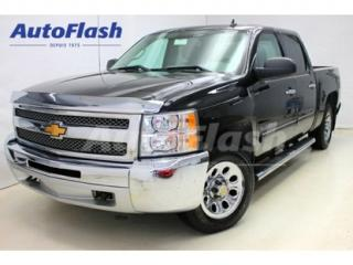Used 2012 Chevrolet Silverado 1500 Ls Crew-Cab 4.8l V-8 for sale in St-Hubert, QC