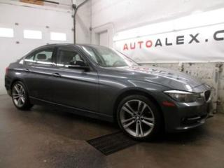 Used 2015 BMW 3 Series 2015 Bmw 320i Xdrive for sale in St-Eustache, QC
