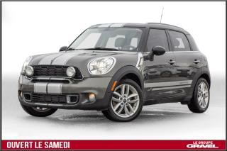 Used 2013 MINI Cooper Countryman S All4 Toit Pano for sale in Ile-des-Soeurs, QC
