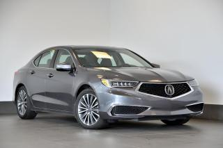 Used 2018 Acura TLX SH-AWD TECH TAUX 1.99% DISPONIBLE PNEUS D'HIVER for sale in Ste-Julie, QC