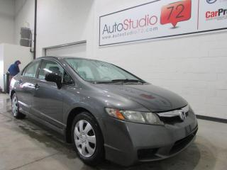 Used 2010 Honda Civic DX**MANUEL** for sale in Mirabel, QC