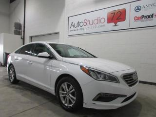 Used 2016 Hyundai Sonata AUTOMATIQUE**CAMERA RECUL**SIÈGES CHAUFF for sale in Mirabel, QC