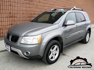Used 2006 Pontiac Torrent AWD || CERTIFIED || for sale in Waterloo, ON