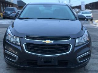 Used 2016 Chevrolet Cruze LT, BACK UP CAMERA, BLUETOOTH for sale in Mississauga, ON