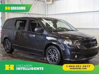 Used 2015 Dodge Grand Caravan SXT + BLACK TOP for sale in St-Léonard, QC