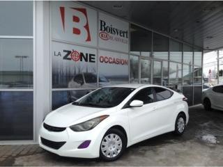 Used 2013 Hyundai Elantra Démarreur à Distance for sale in Blainville, QC