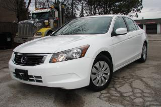 Used 2009 Honda Accord LX for sale in Mississauga, ON