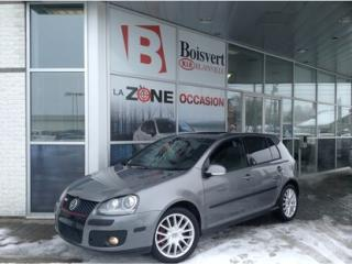Used 2007 Volkswagen Golf GTI Gti / Cuir / Toit for sale in Blainville, QC