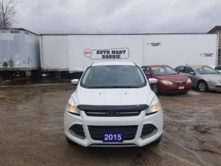 Used 2015 Ford Escape SE for sale in Barrie, ON