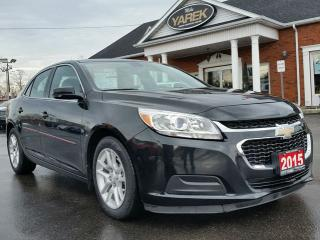 Used 2015 Chevrolet Malibu LT, Sunroof, Remote Start, Bluetooth, Back Up Cam, Pwr Seat for sale in Paris, ON
