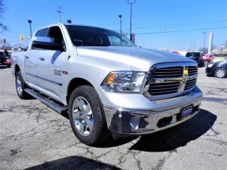 Used 2015 RAM 1500 BIG HORN CREW CAB 4X4 ECO DIESEL for sale in Windsor, ON