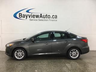 Used 2015 Ford Focus - AUTO! A/C! PWR GROUP! ALLOYS! HTD SEATS + MORE! for sale in Belleville, ON