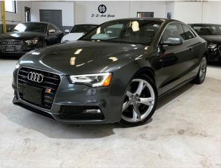 Used 2013 Audi A5 S LINE|NAV|ACCIDENT FREE|BLIND SPOT|BACK UP| for sale in Oakville, ON