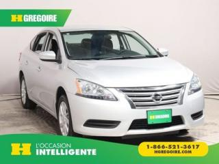 Used 2015 Nissan Sentra SV A/C GR ELECT MAGS for sale in St-Léonard, QC