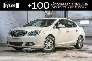 Used 2013 Buick Verano Demarreur , Cuir for sale in Montréal, QC