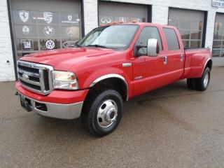 Used 2006 Ford F-350 Lariat for sale in Guelph, ON