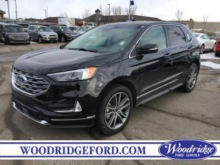 New 2019 Ford Edge Titanium for sale in Calgary, AB