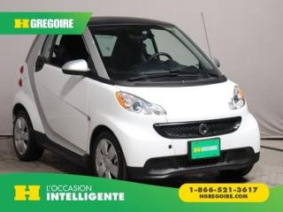 Used 2015 Smart fortwo PURE A/C for sale in St-Léonard, QC