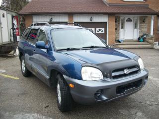 Used 2006 Hyundai Santa Fe GL for sale in Cambridge, ON