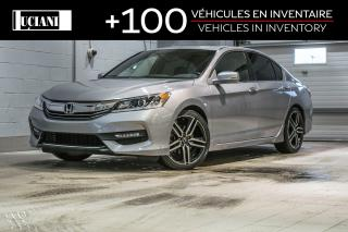 Used 2017 Honda Accord Sport Demarreur A for sale in Montréal, QC