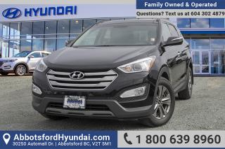 Used 2016 Hyundai Santa Fe Sport 2.4 Luxury BC OWNED for sale in Abbotsford, BC
