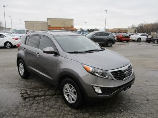Used 2013 Kia Sportage LX~HEATED SEATS~BLUETOOTH~CERTIFIED for sale in Toronto, ON