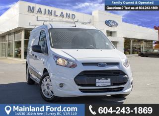 Used 2017 Ford Transit Connect XLT ACCIDENT FREE, BC LOCAL for sale in Surrey, BC