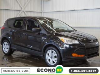 Used 2014 Ford Escape S A/C-CAMÉRA DE for sale in St-Léonard, QC