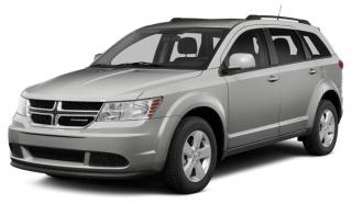 Used 2013 Dodge Journey SXT/Crew for sale in Ottawa, ON