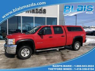 Used 2010 Chevrolet Silverado 2500 Diesel for sale in Ste-Marie, QC