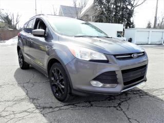 Used 2013 Ford Escape SE AWD *NAVIGATION for sale in Windsor, ON