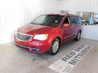 Used 2014 Chrysler Town & Country TOURING for sale in Red Deer, AB