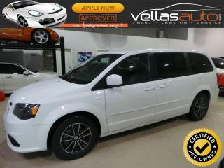 Used 2017 Dodge Grand Caravan GT| POWER DOORS| LEATHER| HEATED SEATS for sale in Vaughan, ON