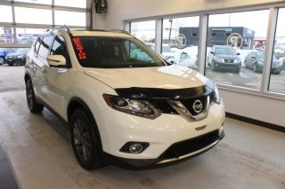 Used 2016 Nissan Rogue SL TECH AWD *GPS-CAMÉRAS-TOIT-CUIR* for sale in Lévis, QC