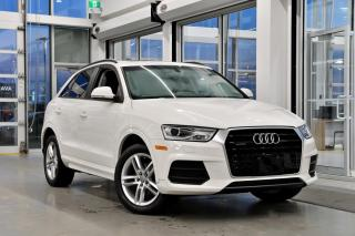 Used 2016 Audi Q3 2.0t Komfort Toit for sale in Vaudreuil-Dorion, QC