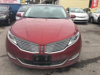 Used 2013 Lincoln MKZ 4 door for sale in Scarborough, ON