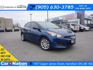 Used 2015 Hyundai Elantra GT GL | HEATED SEATS | SAT RADIO | BLUETOOTH for sale in Hamilton, ON