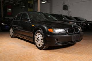 Used 2005 BMW 3 Series 4DR SDN RWD 325I for sale in Toronto, ON
