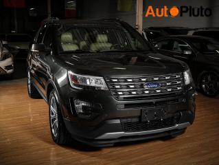 Used 2016 Ford Explorer 4WD 4dr Limited for sale in Toronto, ON