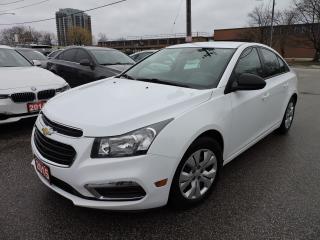 Used 2015 Chevrolet Cruze 1LS for sale in BRAMPTON, ON