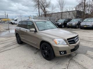 Used 2010 Mercedes-Benz GLK-Class 4MATIC 4dr GLK 350 for sale in Oakville, ON
