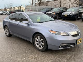 Used 2012 Acura TL 4dr Sdn Auto SH-AWD for sale in Oakville, ON
