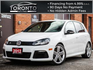 Used 2012 Volkswagen Golf R 5DR HB for sale in North York, ON