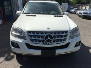 Used 2010 Mercedes-Benz ML-Class ML 350 BlueTEC for sale in Scarborough, ON