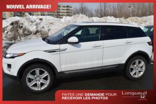 Used 2014 Land Rover Evoque Hayon 5 portes Pure Plus for sale in Longueuil, QC