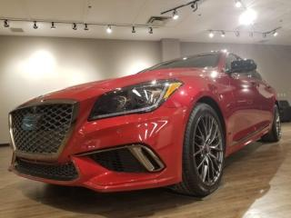 Used 2019 Genesis G80 Sport All Wheel Drive for sale in Halifax, NS