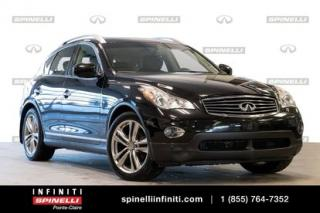 Used 2013 Infiniti EX37 for sale in Montréal, QC